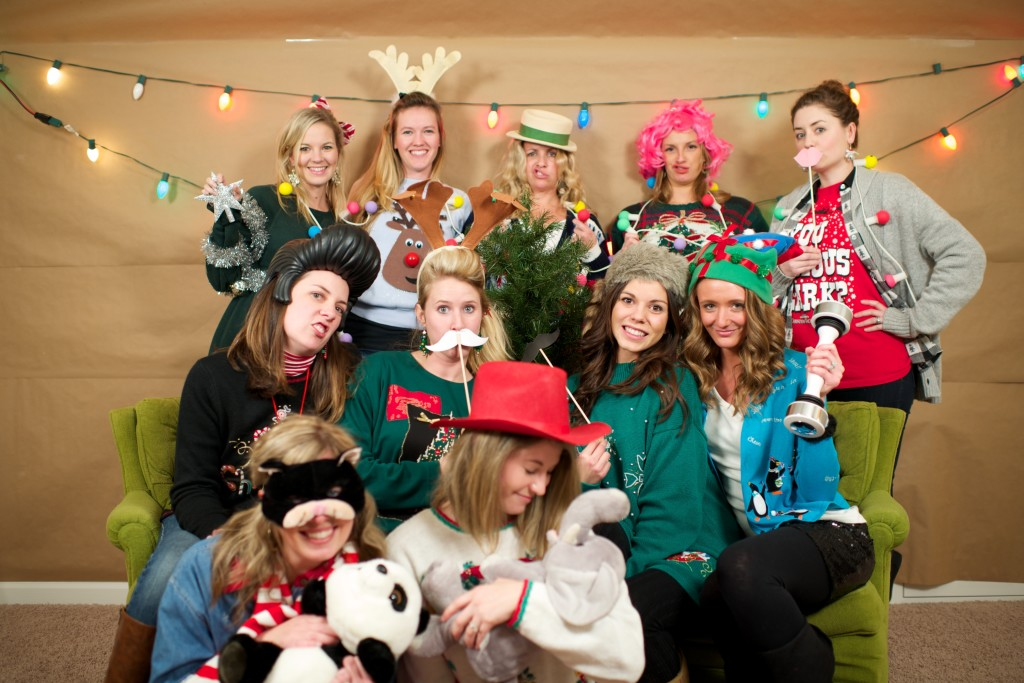 Tacky Christmas Party 123