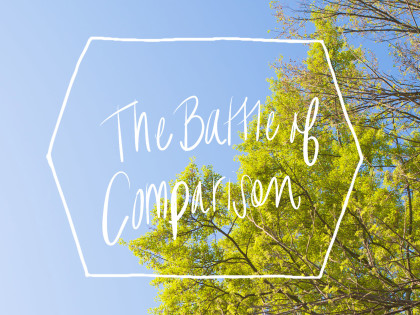 Who's the fairest of them all? – The Battle of Comparison