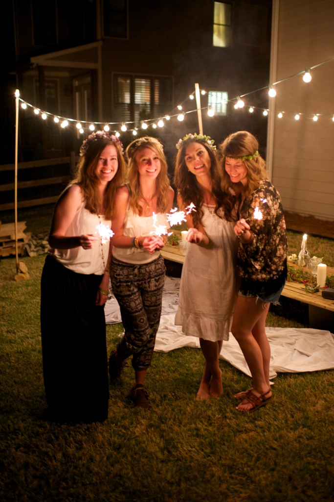 Boho Party The Southern Trunk 208