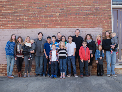 The Allen Family   Extended Family Portraits