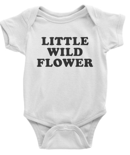 Little Wildflower Onesie 3_