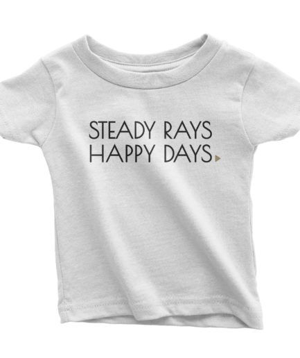Steady Rays Happy Days 3