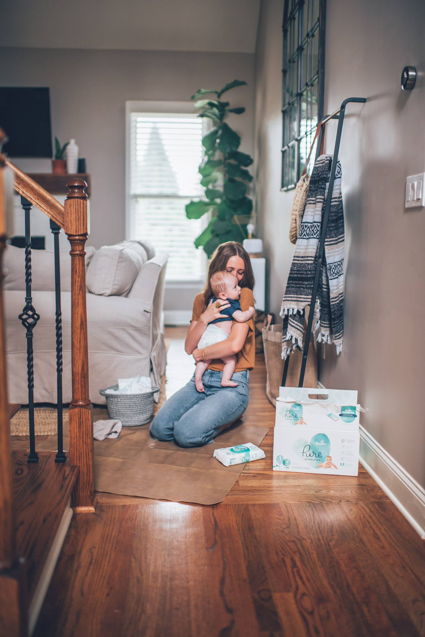 15 Mom Hacks Pampers Pure The Southern Trunk